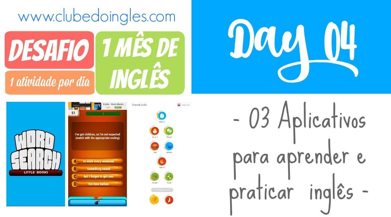 dia 04 desafio de ingles